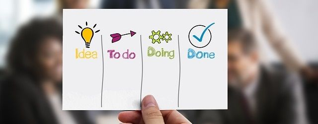 ブログアフィリエイトで副業を始める4つの手順